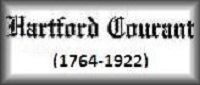 Hartford Courant 1764-1922