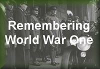 Remembering WW I