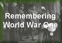 Remembering WW I